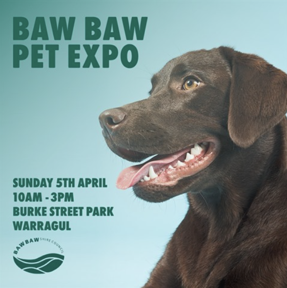 Petcationz Baw Baw Pet Expo April 2020 Warragul Victoria