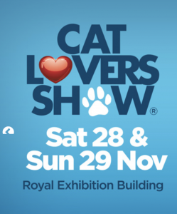 Petcationz Cat Lovers Show November 2020 Melbourne Victoria